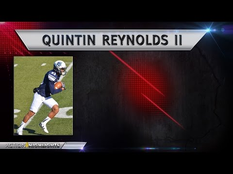 Quintin Reynolds II - 2015 Highlights