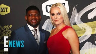 Lindsey Vonn Is Engaged to Hockey Player P.K. Subban | E! News