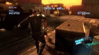 (PC) Resident Evil 6 The Mercenaries High Seas Fortress Solo Jake 1400k