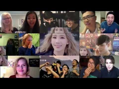 Taeyeon (태연) - I (Reactions Mashup)