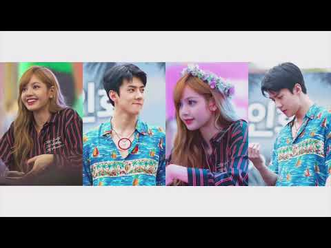 SEHUN & LISA - MOMENT