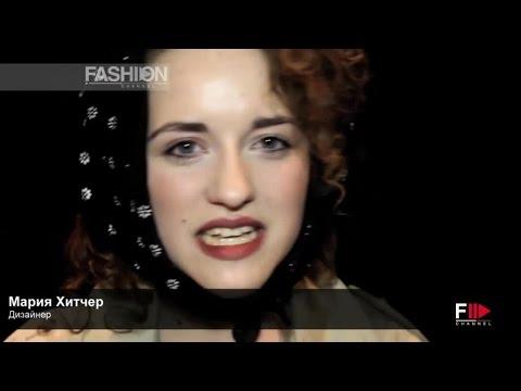MARIA HITCHER Kiev Fashion Week Autumn Winter 2015 by Fashion Channel