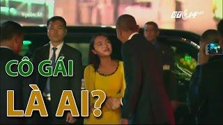 (VTC14)_Cô gái được vinh dự bắt tay Tổng thống Obama là ai?