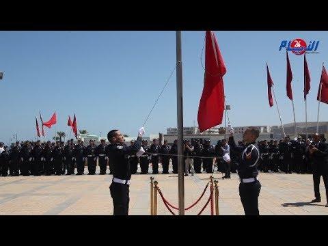 جهاز الأمن بالرباط يحتفل بالذكرى 62 لتأسيس الأمن الوطني