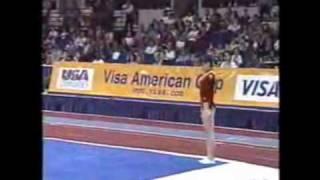 Montage - Oksana Chusovitina 20 years of gymnastics