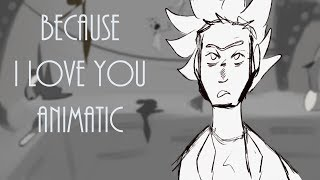 Rick and Diane | Rick and Morty animatic test