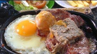 Việt Kiều chỉ điểm quán Beefsteak Nam Sơn ngon lắm nhưng hơi ít đồ ăn    Guide Saigon Food