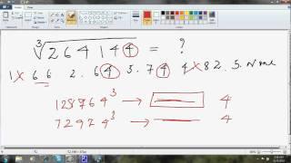 BANK PO QUANTI CUBE ROOTS FREE CLASSROOM VIDEO PART 7