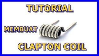 Tutorial Vape | Cara Mudah Membuat Clapton Coil