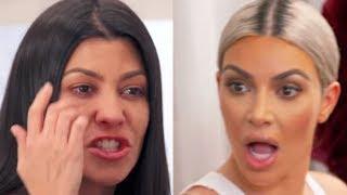 Dramatic KUWTK Season 15 Trailer BREAKDOWN! Khloe Calls Kourtney A WHAT?!