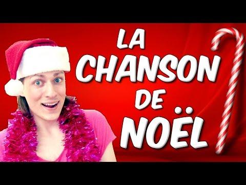 LA CHANSON DE NOEL - PARODIE - NADEGE CANDLE
