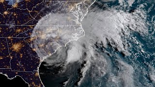 N.C. governor provides update on Florence impact