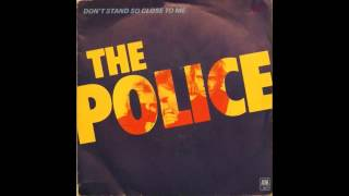 The Police - Don't Stand So Close To Me (Original Version) (1980)