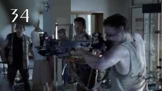 The Walking Dead   Walker Zombie Kill Count [Season 1+2]