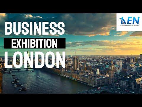 London Business Events 2018 - Free UK Exhibitions: Londonentrepreneursnetwork