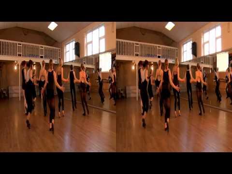 3D Dance film