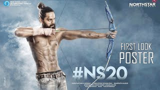 Naga Shaurya's #NS20 First Look poster released, wins hear..