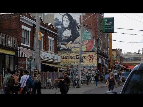 Kensington Market And Chinatown, Toronto - Art, Food and Fun