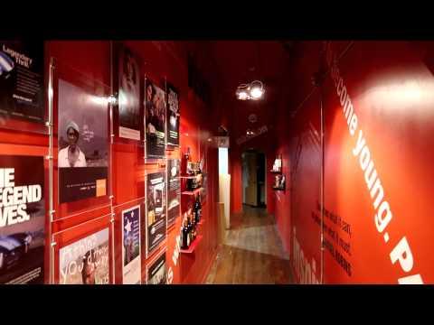 The Hallway at bluespace creative