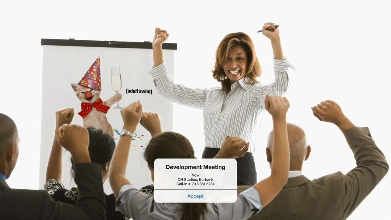 Pitch Adult Swim | Development Meeting | Adult Swim