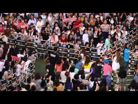 140815 SM콘서트 소녀시대 Hoot + Kissing You