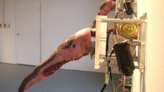 Robotic Cow Tongues