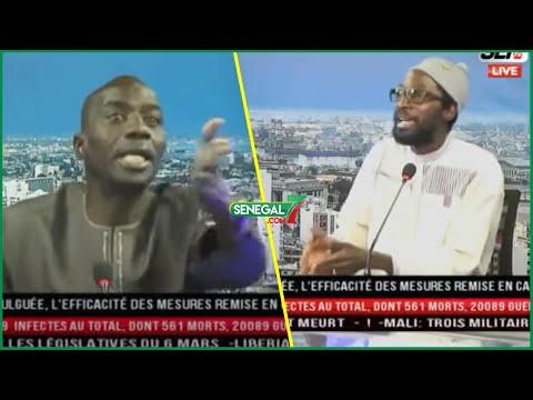 """Débat houleux entre O Faye et F Barro sur le vaccin """"Da Nguen Diel Ay Financement Tax Nguèn Défendre"""