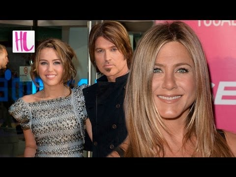 'Marriage Boot Camp' For Miley Cyrus And Jennifer Aniston? - Smashpipe Entertainment