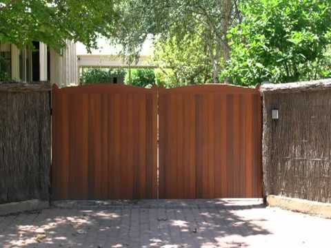 Residential Gates - AG Security