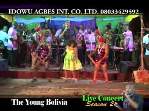 Young Bolivia Live on Stage Season 2 Disc 2