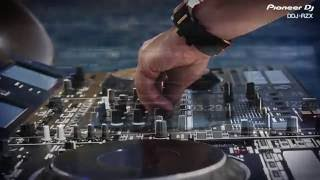 PIONEER DJ DDJ-RZX rekordbox video controller  Controller in action