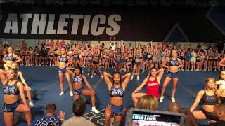Cheer Athletics Panthers Worlds Showoff 2019