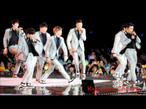 [Fancam] 140815 Sorry Sorry - Super Junior at SMTown Live World Tour VI in Seoul 2014
