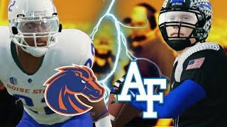 Undefeated Season On The Line Vs Boise State! NCAA 14 Road To Glory #15