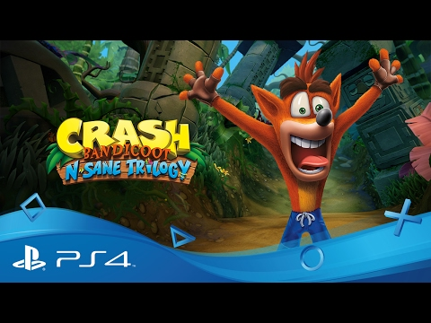 Crash Bandicoot: N. Sane Trilogy   Release Date Trailer   PS4