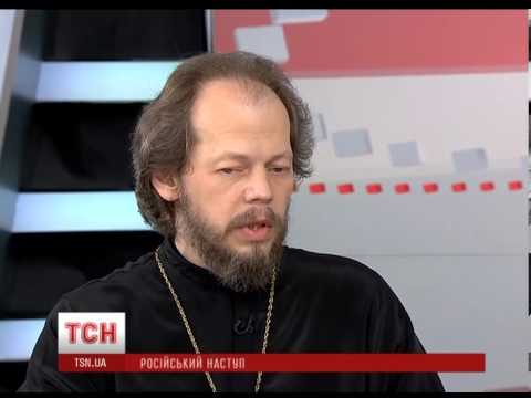 Отець Георгій благословив український народ