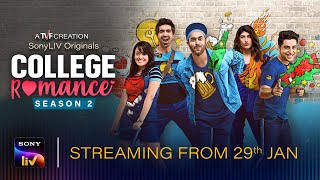College Romance Season 2 SonyLIV Web Series Video HD