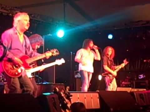 Tygers Of Pan Tang - Love Potion Number 9 -  Cambridge Rock Festival 2010