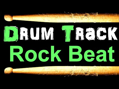 Baixar Drum Track 140 BPM Fast Funk Rock Bass Guitar Backing Beat Free MP3 Download Loop #53