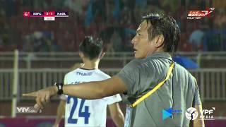 Geovane dứt điểm quá hiểm hóc, Hoàng Anh Gia Lai thêm một lần đau tại SVĐ Thống Nhất | NEXT SPORTS