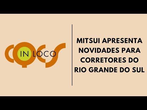 Imagem post: Mitsui apresenta novidades para Corretores do Rio Grande do Sul