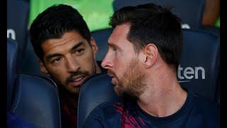 Luis Suarez - GoodBye Barcelona..😢👏