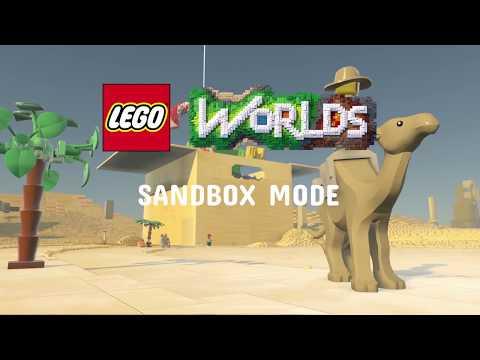 LEGO® Worlds si arricchisce della modalità Sandbox e di nuovi temi