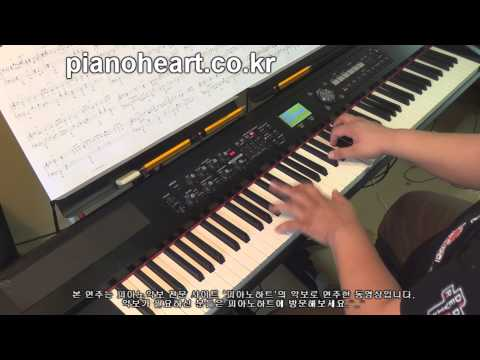 박효신(Park Hyo Shin) - 야생화(Wild Flower) 피아노 연주