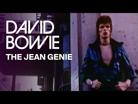 David Bowie – The Jean Genie (Official Video)