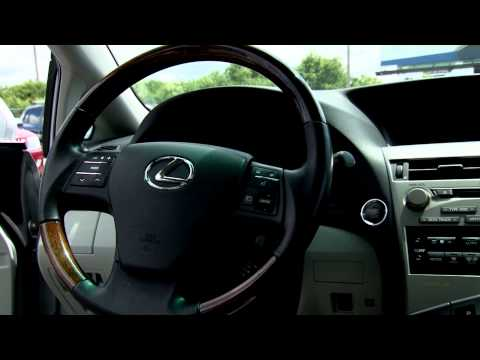 John Amato Hyundai Superstore - Car of the Week 2012 Lexus RX350