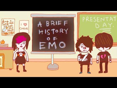 A Brief History of Emo