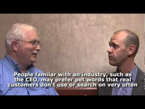 The Basics of Keyword Research to Promote Your Product or Service - with Ron Jones