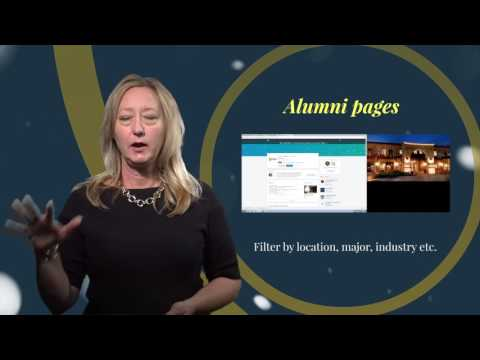 CBU OPS Career Center: LinkedIn Alumni & Organization Pages