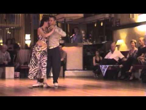 "Sonja & Sven in La Milonga Firulete  (1) ""Claudinette"" Hector Maure"